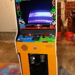 Mario Bros. Arcade, before work begins