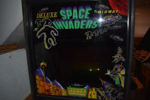 Space Invaders Deluxe Restore Gallery