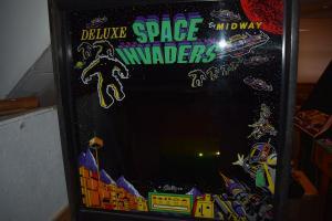 Space Invaders Deluxe Restore Gallery